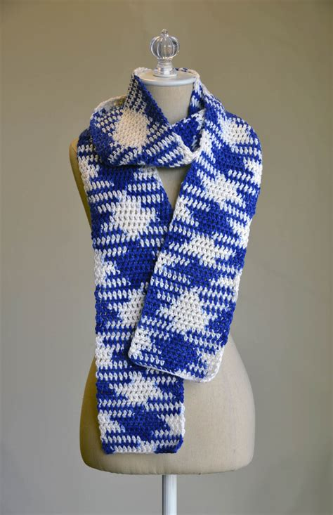 2 color knit scarf pattern two color scarf crochet pattern crochet and knit