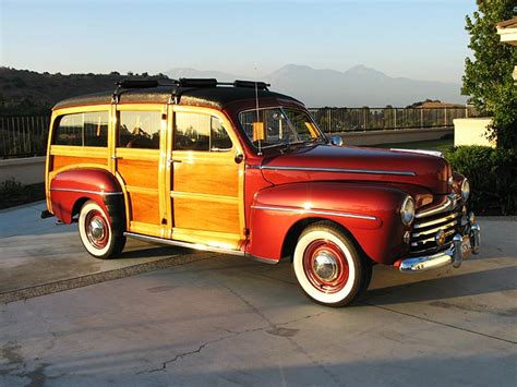 Ford Woody by 1948 Ford Woody In N Out Giveaway Da Woody Dude