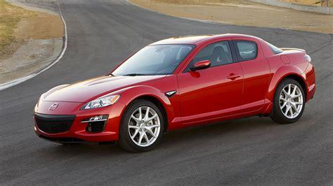 Mazda Rx8 Recalls mazda recalls 70k rx 8 models for leaking fuel