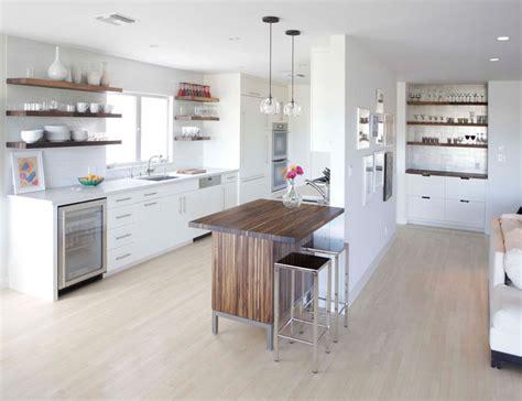 design for kitchen shelves kitchen design idea 19 exles of open shelving