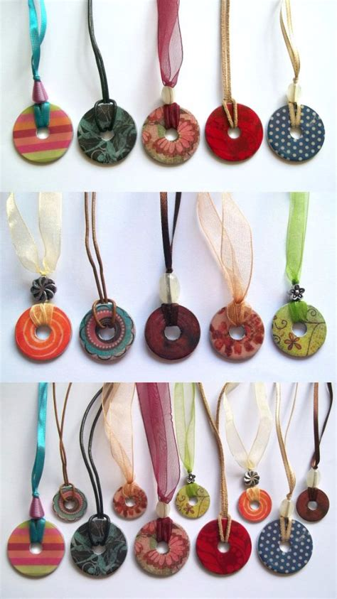 craft project ideas to sell 50 crafts for to make and sell washer necklace