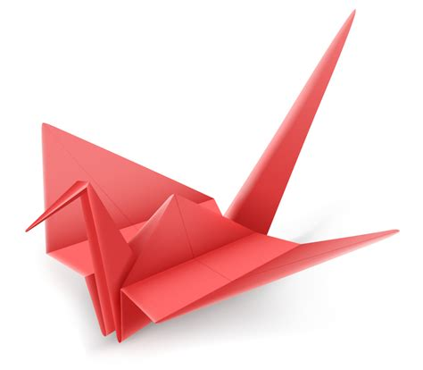 japanese origami crane 10 paper cranes for healing the journal