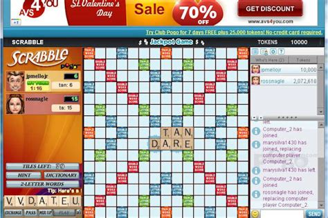 pogo scrabble against computer 15 smartphone to play for free in your browser pcworld