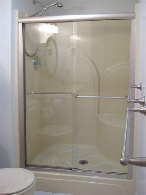 how do i clean glass shower doors shower doors