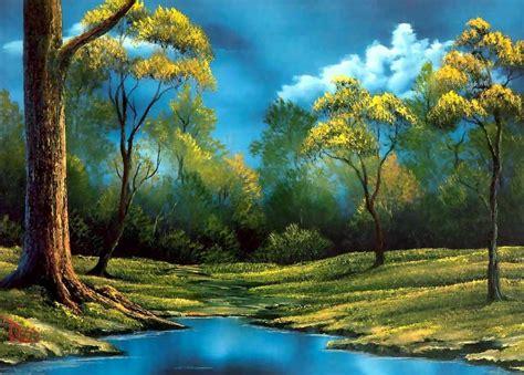 bob ross paintings forest im 225 genes arte pinturas pinturas paisajes bob ross