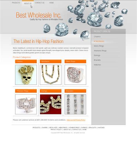 Web Design Portfolio Bradley J Wiatr