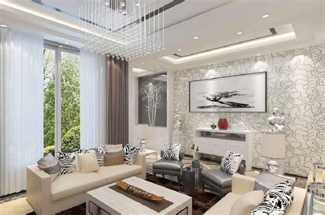 wallpaper livingroom 3d design wallpaper for living room