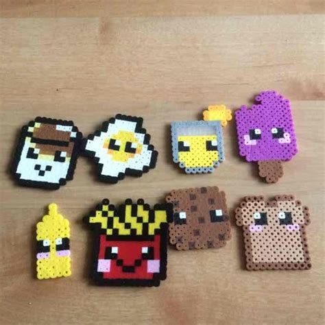fuse bead creations 33 other perler bead creations from hailey s closet