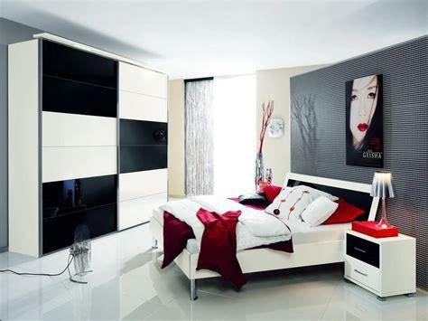 white bedroom interior design black and bedroom interior design home pleasant