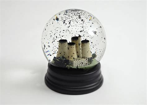 snow globe most depressing snow globe