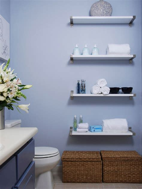 shelves for bathroom 33 clever stylish bathroom storage ideas