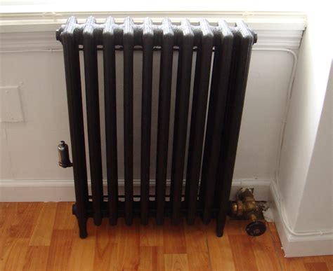 spray painting radiators my apartment progress radiator before after