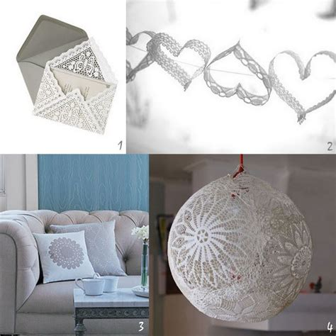 paper doily craft ideas 17 best images about doilies and lace diy inspiration