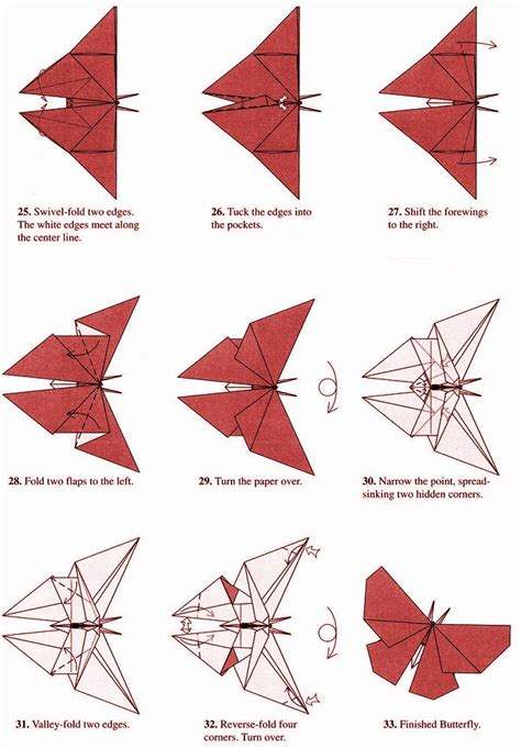 origami from butterfly origami robert lang schemes of origami from