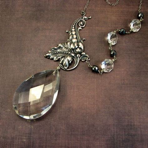 crystals jewelry 62 best images about chandelier jewelry on