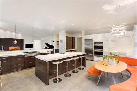 kitchen with breakfast bar designs kitchens with breakfast bars 100 s of designs