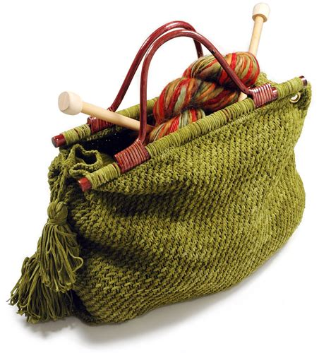 knit bag pattern knitting tote berroco