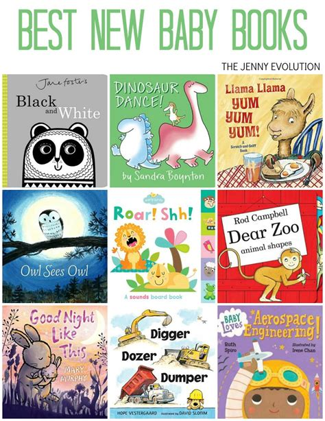 best new picture books best new baby books of the year the evolution
