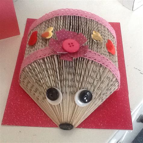 hedgehog picture book it my hedgehog book folding craftz