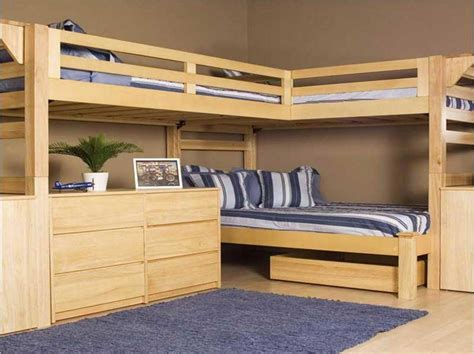 bed with desk bunk beds with desks with l shape ideas home interior