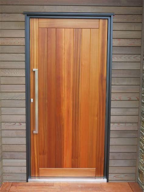 cedar exterior doors cedar doors made in central otago