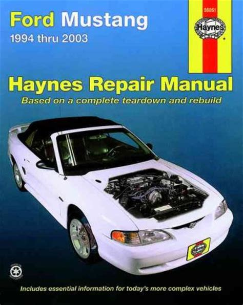 car service manuals pdf 1994 ford mustang engine control haynes repair manuals ford mustang pdf download autos post