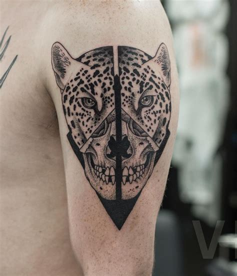 leopard tattoo for ryan yeahtattoos com