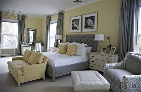gray bedroom designs cheerful sophistication 25 gray and yellow bedrooms