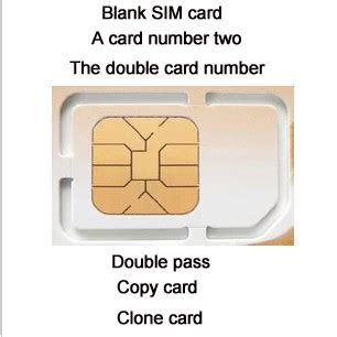 how to make a clone of sim card yikashuanghao multi sim card clone spare parts for mobile