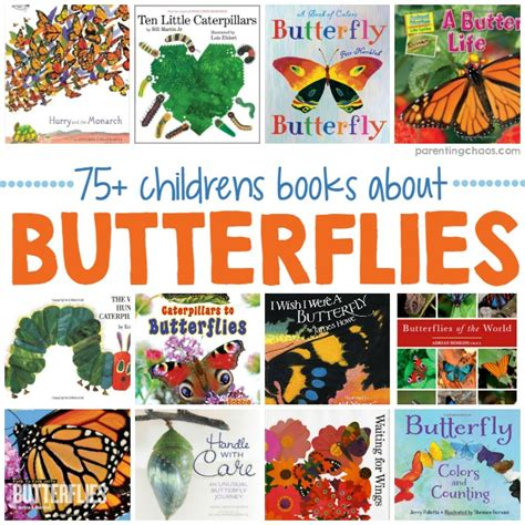 butterfly picture books 75 butterfly books for parenting chaos