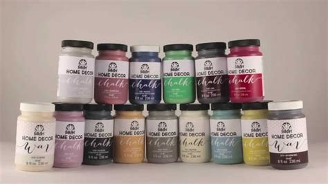 can folk acrylic paint be used on fabric learn how to use folkart 174 home decor chalk with cathie and