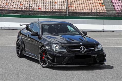 Black Series Mercedes by Inden Design Upgrades A Mercedes Amg Machine