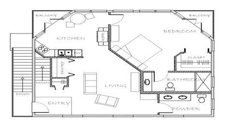 house plans with inlaw apartment in house plans with apartment in guest house small in house