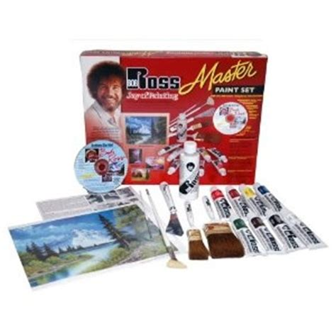 Bob Ross Painting Kit Things I Want