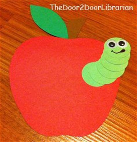 apple craft for 17 best images about fall crafts and book activities on