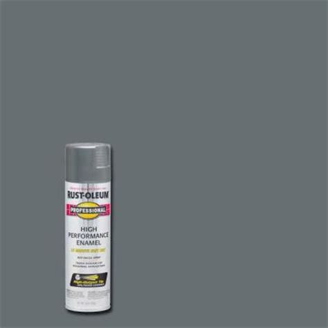 spray paint stainless steel rust oleum professional 15 oz gloss stainless steel spray