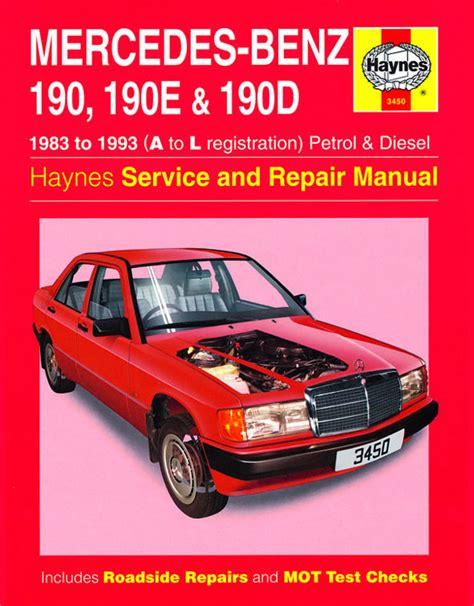 service repair manual free download 1993 mercedes benz 300se lane departure warning haynes manual mercedes 190 190e 190d petrol diesel 83 93