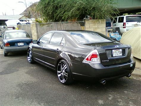 2006 Ford Fusion by 2006 Ford Fusion On Rims