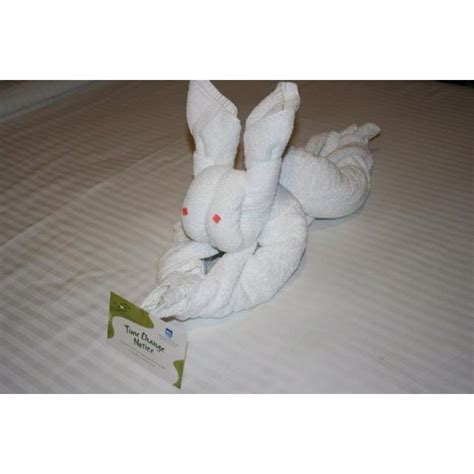 towel origami animals towel rabbit towel origami tutorial http