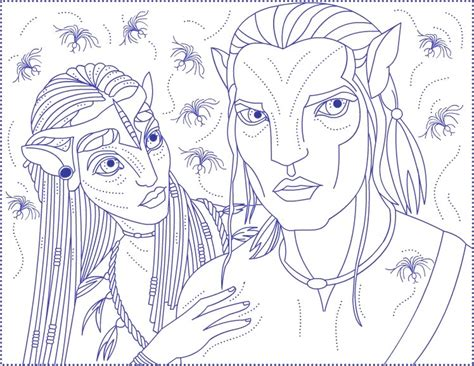 avatar coloring pages coloring pages to print