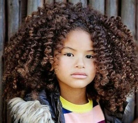 kid hairstyles with kid hairstyles for curly hair 6 exles