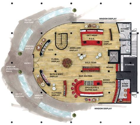 floor plan of retail store retail clothing store floor plan search
