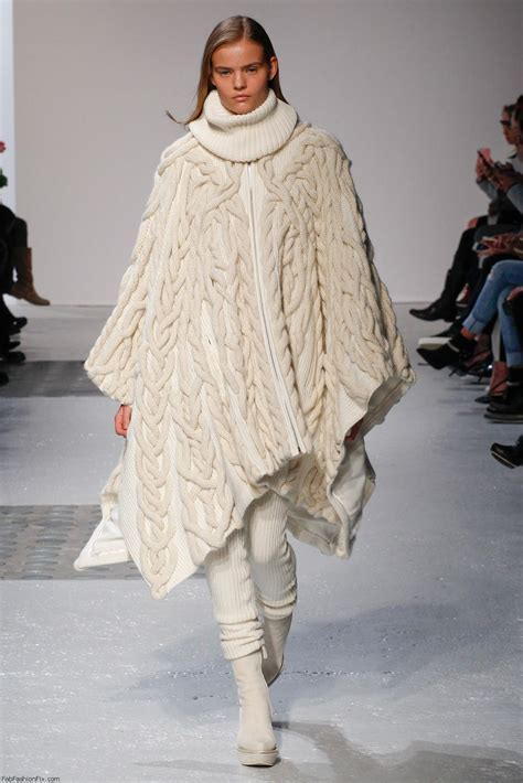 knit collection barbara bui fall winter 2014 collection fashion