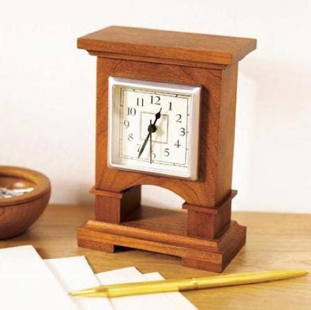 clocks for woodworking projects 31 md 00434 easy to make desk clock woodworking plan