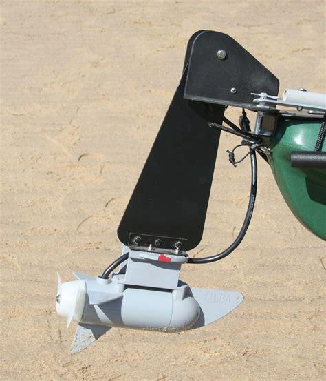 Kayak Electric Motor by Squid Sit On Top Fishing Kayak With Motor Made In
