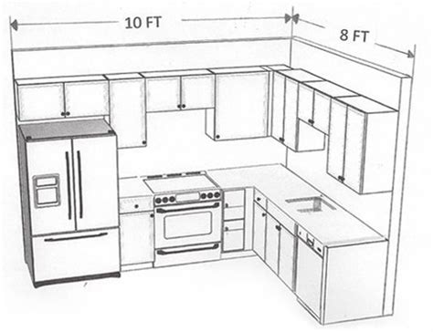 how to plan a kitchen cabinet layout best 25 small kitchen layouts ideas on
