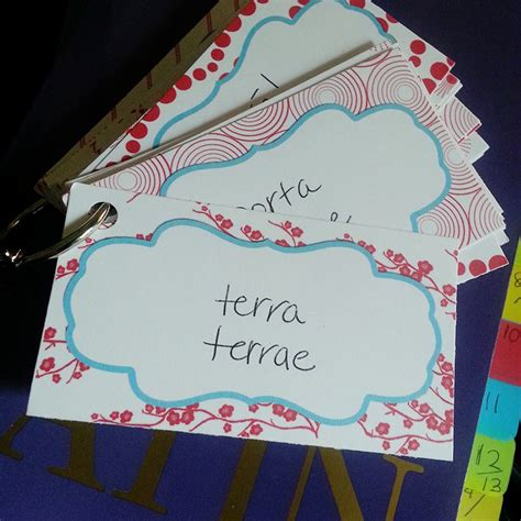 how to make flash cards at home colorful flash card templates antiquated notions