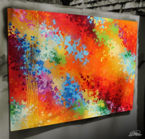spray paint on canvas 301 moved permanently