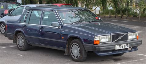 vehicle repair manual 1992 volvo 740 electronic valve timing volvo 700 series wikipedia