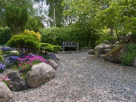 garden gravel ideas gravel patio ideas